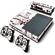 Lea Xbox One Blood - Samolepka