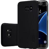 Nillkin Frosted Shield pro Samsung G935 Galaxy S7 edge černý - Kryt na mobil