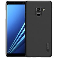 Nillkin Frosted pro Samsung Galaxy A8 Duos, Black - Kryt na mobil