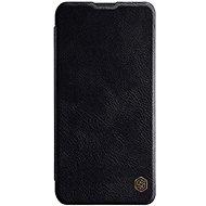 Nillkin Qin Book pro Samsung Galaxy A50 Black - Pouzdro na mobilní telefon