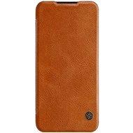 Nillkin Qin Book pro Xiaomi Redmi 7 Brown - Pouzdro na mobil