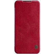Nillkin Qin Book pro Xiaomi Mi9 SE Red - Pouzdro na mobilní telefon