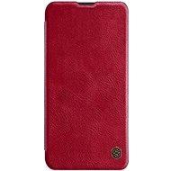 Nillkin Qin Book pro Honor 20 Lite Red - Pouzdro na mobilní telefon