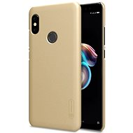 Nillkin Frosted pro Xiaomi Redmi Note 5 Gold - Kryt na mobil