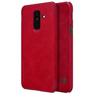 Nillkin Qin Book pro Samsung A605 Galaxy A6 Plus 2018 Red
