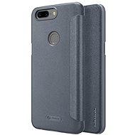 Nillkin Sparkle Folio pro OnePlus 6 Black - Pouzdro na mobilní telefon