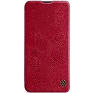 Nillkin Qin Book pro Samsung Galaxy A50 Red - Pouzdro na mobilní telefon