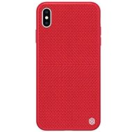 Nillkin Textured Hard Case pro Apple iPhone X/XS Red - Kryt na mobil