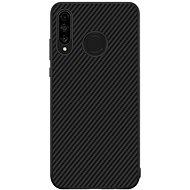 Nillkin Synthetic Fiber Carbon pro Huawei P30 Lite Black - Kryt na mobil