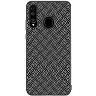 Nillkin Synthetic Fiber Plaid pro Huawei P30 Lite Black