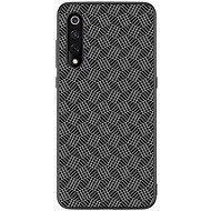 Nillkin Synthetic Fiber Plaid pro Xiaomi Mi9 Black - Kryt na mobil