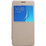Nillkin Sparkle S- View pro Samsung J510 Galaxy J5 2016 Gold - Pouzdro na mobilní telefon
