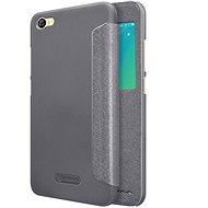 Nillkin Sparkle S-View pro Xiaomi Redmi Note 5A Prime Black - Pouzdro na mobilní telefon