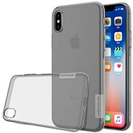 Nillkin Nature pro Apple iPhone X a Xs Grey - Kryt na mobil