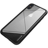 Nillkin Tempered Hard pro Apple iPhone X a Xs Black - Kryt na mobil