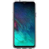 Samsung Poloprůhledný zadní kryt pro Galaxy A20s průhledný - Kryt na mobil