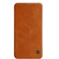 Nillkin Qin Book pro Samsung Galaxy S10e Brown