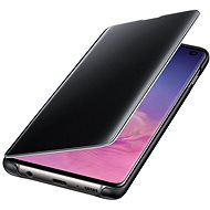 Samsung Galaxy S10 Clear View Cover černý