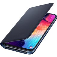 Samsung Flip Case for Galaxy A50 Black - Mobile Phone Case
