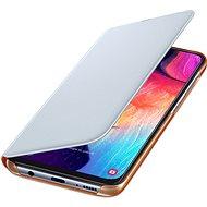 Samsung Flip Case pro Galaxy A50 White