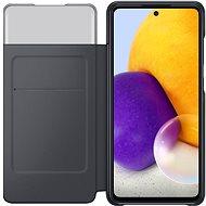 Samsung flipové pouzdro S View pro Galaxy A72 černý