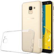 Nillkin Nature TPU pro Samsung J600 Galaxy J6 Transparent - Kryt na mobil