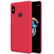 Nillkin Frosted pro Xiaomi Max 3 Red - Kryt na mobil