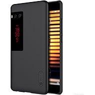 Nillkin Frosted pro Meizu Pro 7 Black - Kryt na mobil