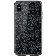 Nillkin SeaShell Hard Case pro Apple iPhone XS Max black - Kryt na mobil