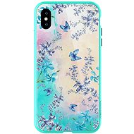 Nillkin Blossom Hard Case pro Apple iPhone XS Max Green - Kryt na mobil