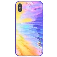 Nillkin Ombre Hard Case pro Apple iPhone XS Max Purple - Kryt na mobil