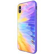 Nillkin Ombre Hard Case pro Apple iPhone XR Purple - Kryt na mobil