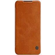 Nillkin Qin Book pro Xiaomi Redmi Note 7 Brown - Pouzdro na mobilní telefon