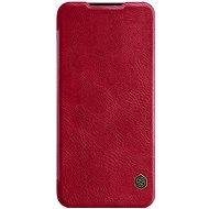 Nillkin Qin Book pro Xiaomi Redmi Note 7 Red - Pouzdro na mobil
