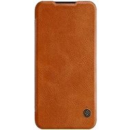 Nillkin Qin Book pro Huawei P30 Brown - Pouzdro na mobilní telefon