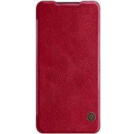 Nillkin Qin Book pro Sony Xperia 10 Red - Pouzdro na mobilní telefon