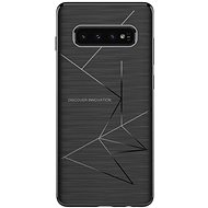 Nillkin Magic Case QI pro Samsung G975 Galaxy S10+ black - Kryt na mobil