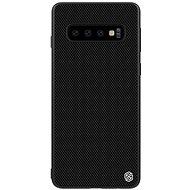 Nillkin Textured Hard Case pro Samsung S10+ black