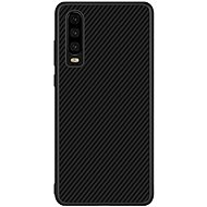 Nillkin Synthetic Fiber Carbon pro Huawei P30 black