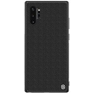 Nillkin Textured Hard Case pro Samsung Galaxy Note 10+ black - Kryt na mobil
