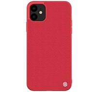 Nillkin Textured Hard Case pro Apple iPhone 11 red - Kryt na mobil
