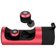 Nillkin GO TWS4 Bluetooth 5.0 Earphones Red - Bezdrátová sluchátka