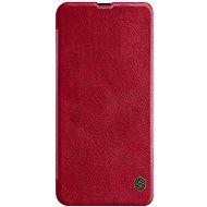 Nillkin Qin Book pro Samsung Galaxy M30 Red - Pouzdro na mobilní telefon