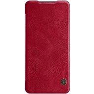 Nillkin Qin Book pro Xiaomi Mi9 T Red - Pouzdro na mobilní telefon