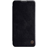 Nillkin Qin Book pro Samsung Galaxy Note10+ Black - Pouzdro na mobilní telefon