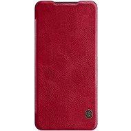 Nillkin Qin Book pro Xiaomi Mi A3 Red - Pouzdro na mobilní telefon