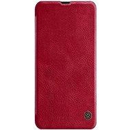 Nillkin Qin Book pro Samsung Galaxy A20e Red - Pouzdro na mobilní telefon