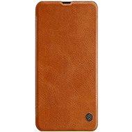 Nillkin Qin Book pro Samsung Galaxy A20e Brown - Pouzdro na mobilní telefon