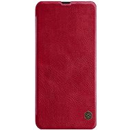 Nillkin Qin Book pro Samsung Galaxy A30 Red - Pouzdro na mobilní telefon