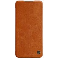 Nillkin Qin Leather Case for Samsung Galaxy A30s/A50s Brown